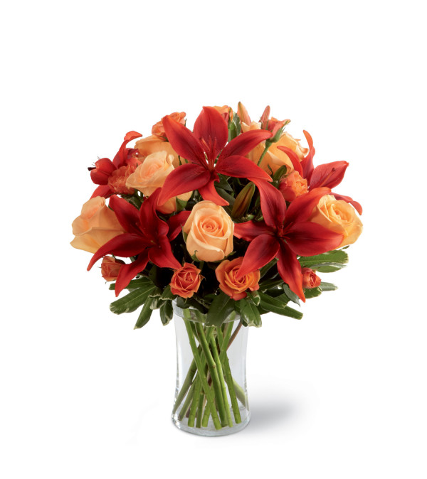 The FTD® Warmth & Comfort™ Bouquet