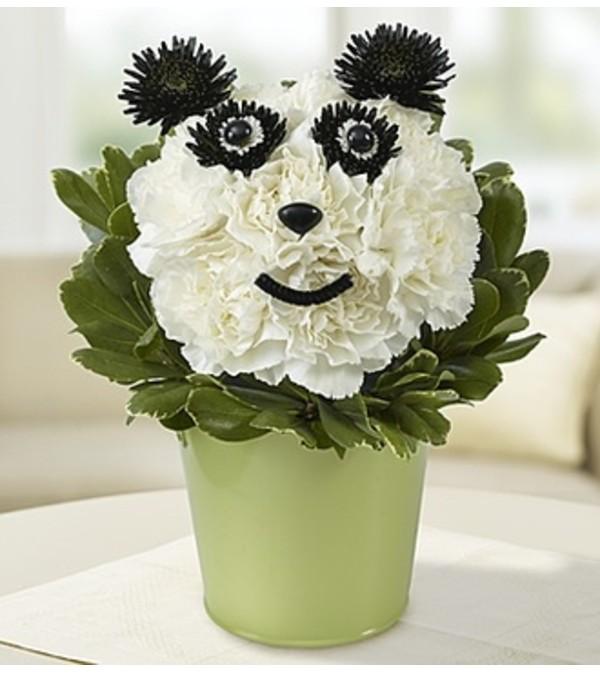 Panda Flower Pail™