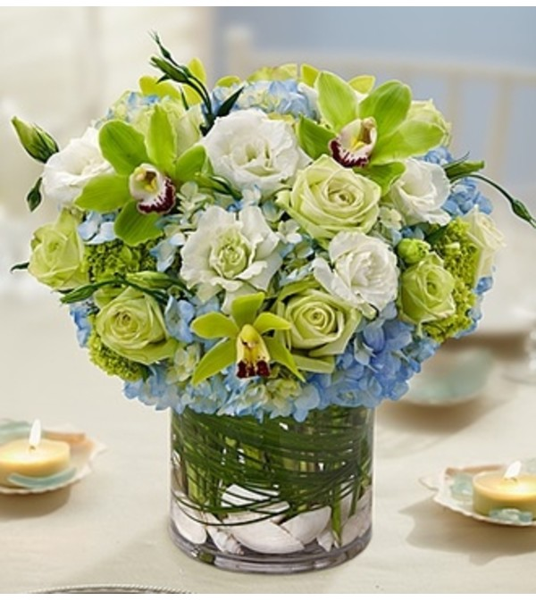Beach Wedding Centerpiece Riverside Ca Florist