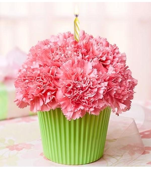 Cupcake in Bloom™ Pink