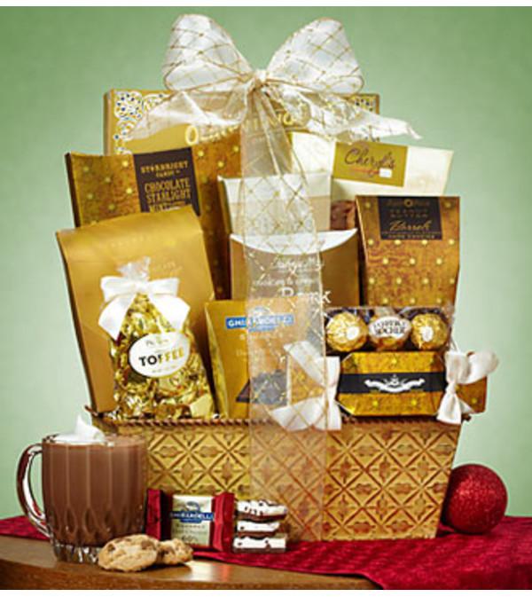 Golden Classics Gift Basket