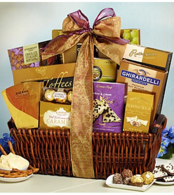 Tasteful Expressions Gift Basket