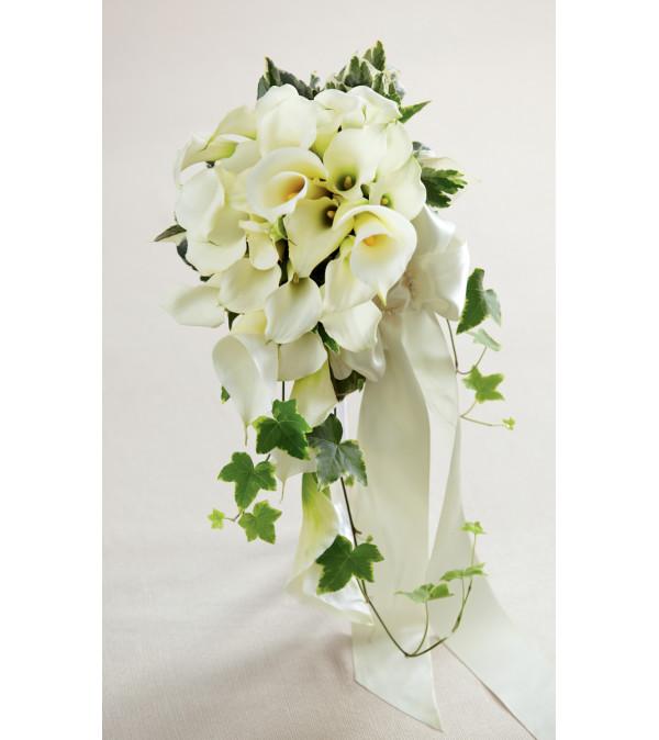 The FTD® White Chapel™ Bouquet