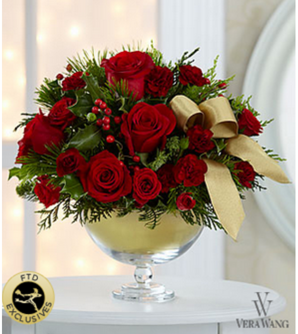 The FTD® Holiday Peace™ Bouquet 2014