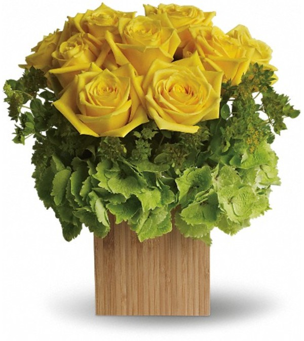 Teleflora's Box of Sunshine