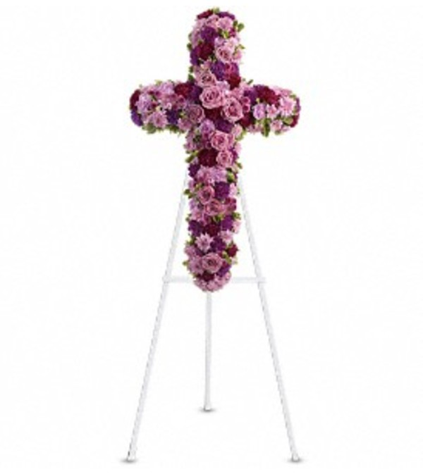 Deep Faith Tribute Cross