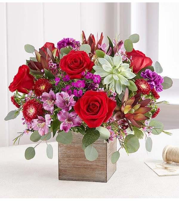 Radiant Jewel™ Bouquet
