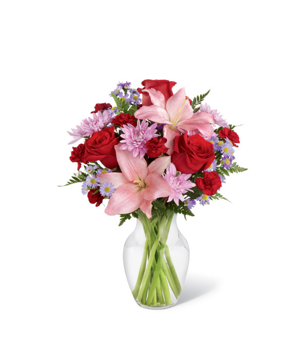 The FTD® Irresistible Love™ Bouquet