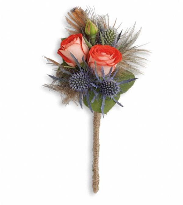 Boho dreams boutonniere buxton me florist boho dreams boutonniere freerunsca Image collections