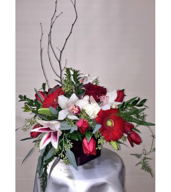 Lavish Orchid Bouquet