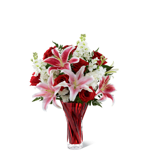 The FTD® Lasting Romance® Bouquet 2014