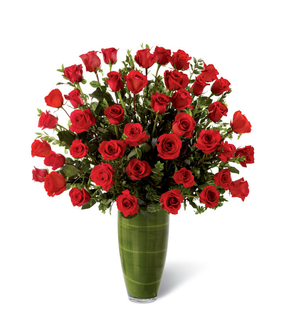 The FTD® Attraction™ Luxury Bouquet