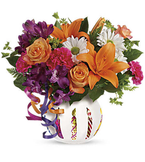 Teleflora's Party Starter Bouquet