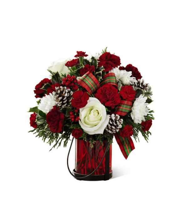 The FTDR Holiday WishesTM Bouquet By Better