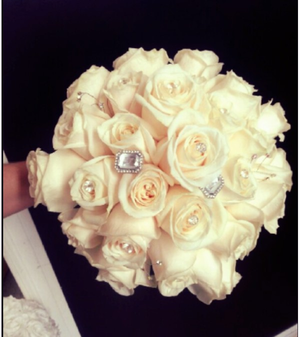 White Fairy Bouquet