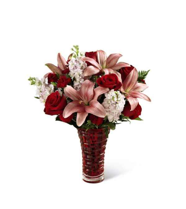 The FTD® Lasting Romance® Bouquet 2016