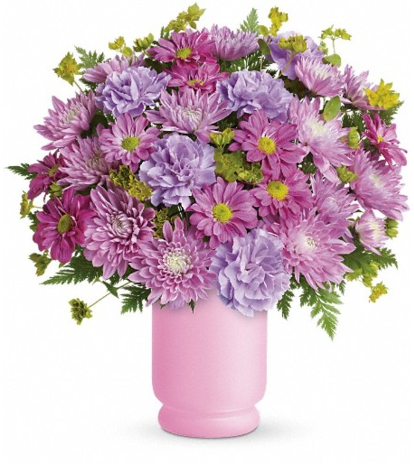 Poetry In Purple Bouquet by Teleflora
