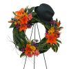 Remembering the Good Times Wreath premium
