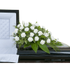 Simple Love Casket Spray standard