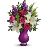 Teleflora's Sparkle And Shine Bouquet standard