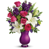 Teleflora's Sparkle And Shine Bouquet deluxe