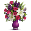 Teleflora's Sparkle And Shine Bouquet premium