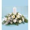 Winter Garden Candle Centerpiece