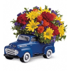Teleflora's '48 Ford Pick Up standard