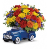 Teleflora's '48 Ford Pick Up deluxe