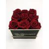 Square Box  Roses
