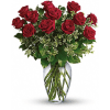 Red Roses Arranged standard