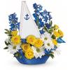 Teleflora's Captain Carefree Bouquet