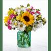 Sunlit Meadows BQ (similar vase)