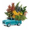 Teleflora's Chevy Pickup Bouquet