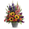 TF Hues of Hope Bouquet