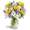 Sunshower Mixed Bouquet
