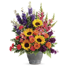 Hues of Hope Bouquet deluxe