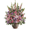 Soft Blush Bouquet standard