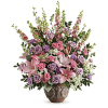 Soft Blush Bouquet deluxe