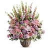 Soft Blush Bouquet premium