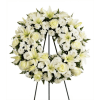 Angelic Tribute Wreath premium