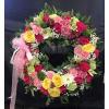 Graceful Remembrance Wreath premium