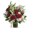 Festive Pines Bouquet T14-4