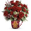 Send A Hug Winter Sips Bouquet T18X500