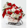 Holiday Tradition Sleigh