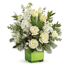 Winter Burst Arrangement deluxe