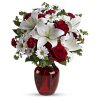 B My Love bouquet w Red Roses