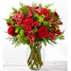 Holiday Happenings Vase Bouquet