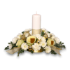 New Year Flowers premium