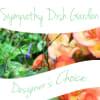 Designer's Choice Sympathy Garden